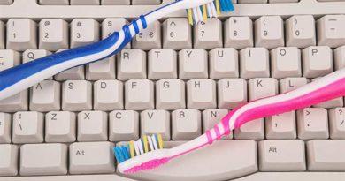 Як почистити клавіатуру