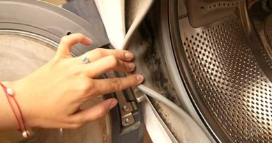 Як позбавитися від запаху в пральній машині