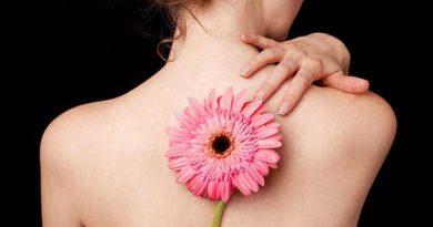 Як прибрати відкладення солей на шиї