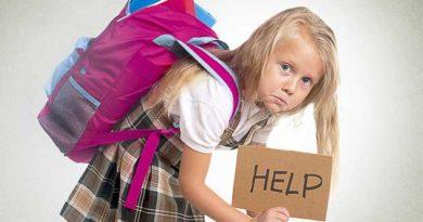 як захистити спини школярів від важких рюкзаків
