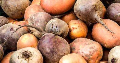 як зберігати картоплю