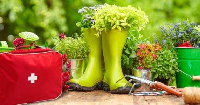 Аптечка для саду і городу