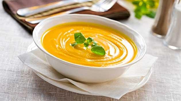 Крем-суп з гарбузом