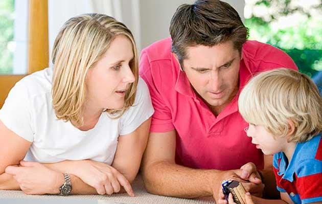 Основні табу в спілкуванні з дітьми