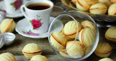 Печиво горішки