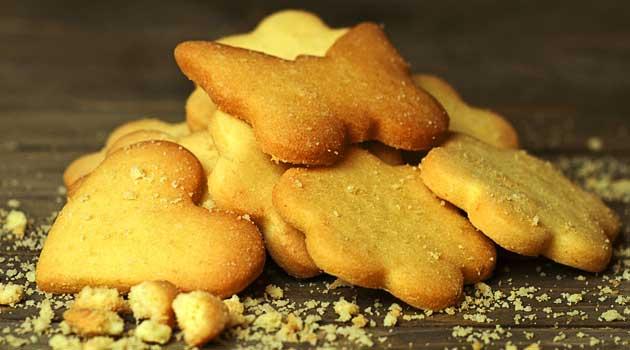 Швидке пісочне печиво