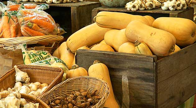 Як правильно зберігати овочі