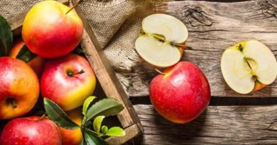 Як правильно зберігати яблука