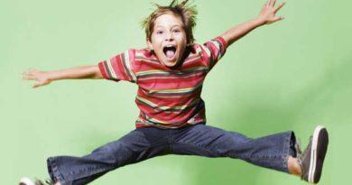 Як справитись з гіперактивною дитиною