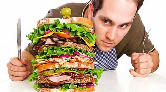 Як угамувати апетит