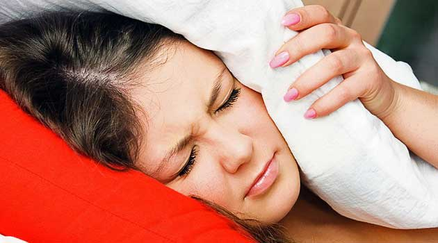 Як заснути, якщо болить