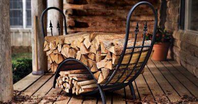 Які дрова дають найбільше тепла