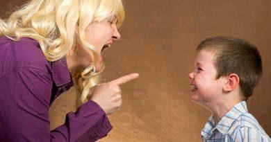 Батьківський крик