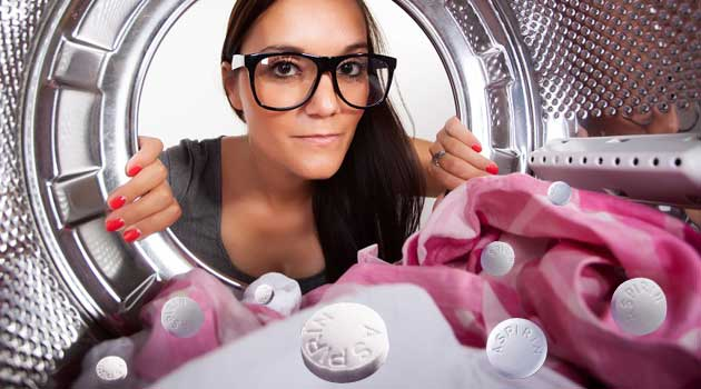 Аспірин для прання