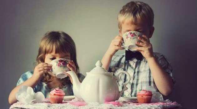 Коли можна давати дитині чорний чай