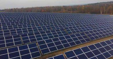 Сонячна електростанція Яворів-1