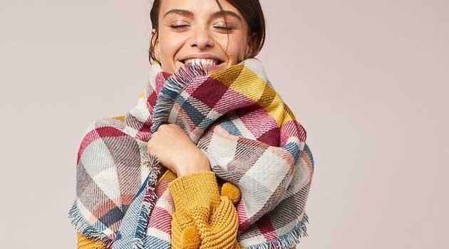 підбираємо стильний шарф