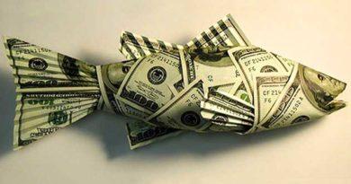 Окунь приніс 10 тис. доларів