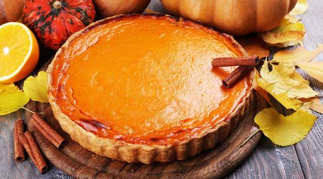 Повітряний пиріг «Осінь»