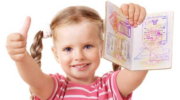 Правила виїзду за межі України дітей до 16 років