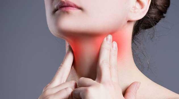 проблеми з щитовидною залозою
