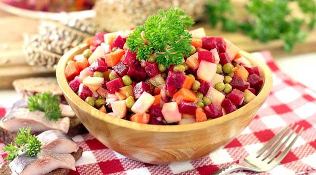 салати без майонезу