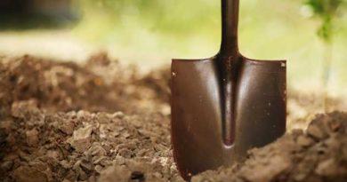 Секрет довголіття лопати