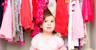 Як навчити дитину одягатися