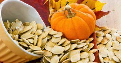 Як заготовлювати насіння гарбуза