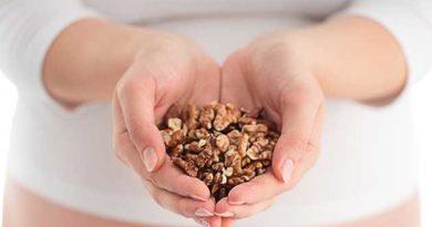 важливо з'їдати жменю волоських горіхів