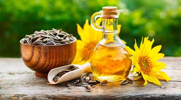 лікування соняшниковою олією