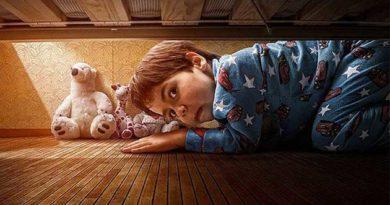 Чому діти бояться темряви