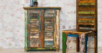 Декор старих меблів