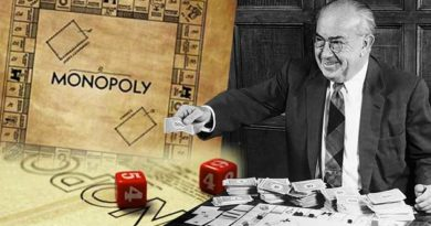 Історія гри монополія