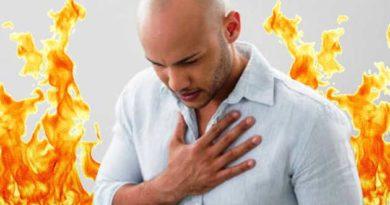 Натуральні засоби для позбавлення від печії