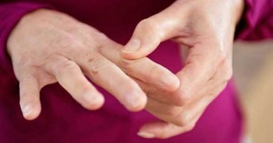 Німіють пальці рук