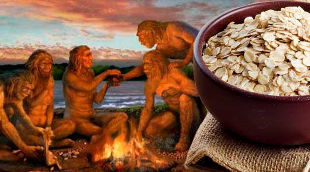 Печерні люди теж готували вівсянку