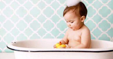 У малюка алергія на мило