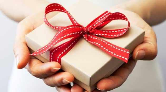 кошти на подарунки