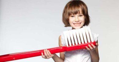 Вимоги до дитячої зубної щітки