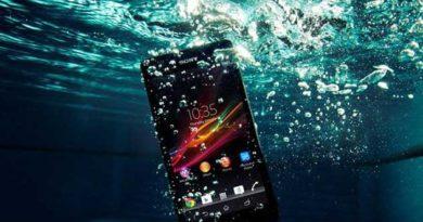 Як реанімувати телефон, що потонув
