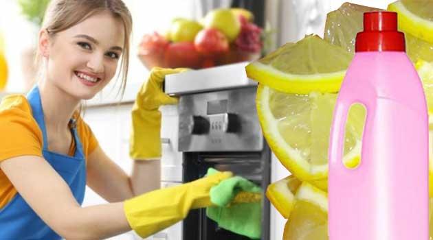Як швидко почистити духовку