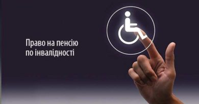 Право на пенсію по інвалідності