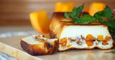 Десерти з гарбуза