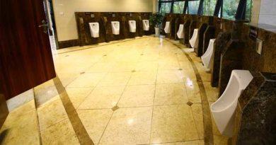 п'ятизірковий туалет