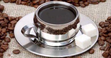 Кава з цукром