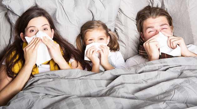 Корисні звички для профілактики грипу