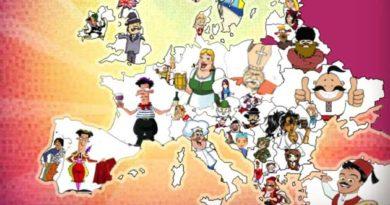 Над ким сміються європейці