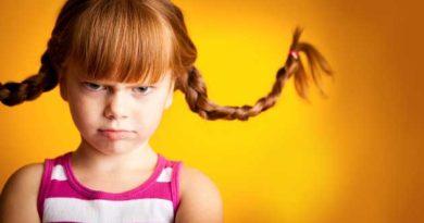 Продукти які негативно впливають на настрій дитини