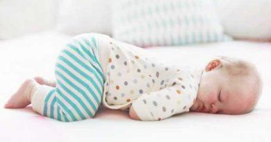 Що підвищує якість сну в малюків